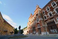Free Herculane Center Stock Photos - 25591913