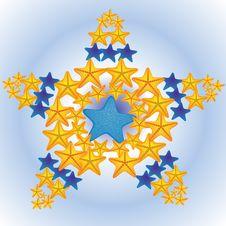 Free Starfish. Royalty Free Stock Photography - 25599647
