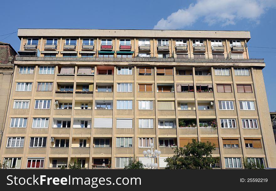 Timisoara blocks