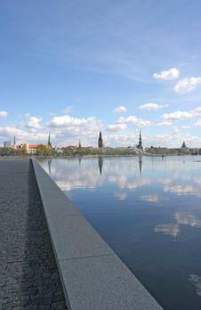 Free Riga Royalty Free Stock Photo - 2560145