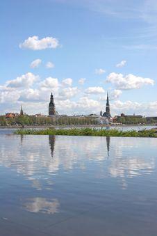 Free Riga Royalty Free Stock Image - 2560146