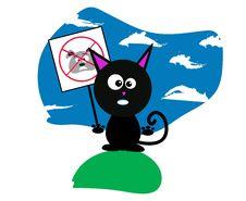 Free Black Cat Stock Images - 2560264