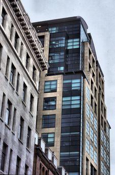 Free Tower Blocks Colour Stock Image - 2560391