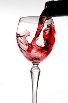 Free Red Wine Stock Image - 2560851