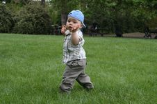 Free Dancing Baby Royalty Free Stock Photos - 2563978