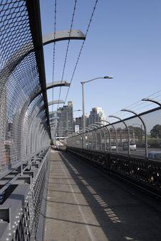 Free Sydney Harbor Bridge Walkway Stock Images - 2565454