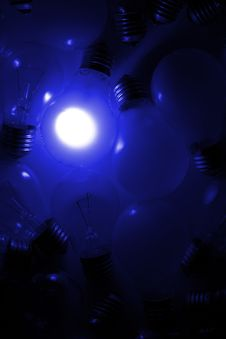 Free Lightbulb Stock Images - 2565744
