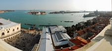 Free Venice Roofs - City Panorama Stock Image - 2566121