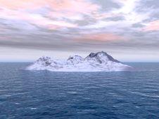 Free Iceberg Stock Photography - 2567832