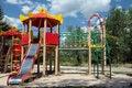 Free Russian Children&x27;s Playground Stock Photo - 25609590