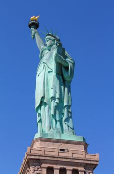 Free Lady Liberty Stock Image - 25605741
