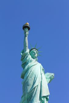 Free Lady Liberty Stock Photos - 25605993