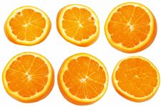 Free Orange Royalty Free Stock Images - 25606159