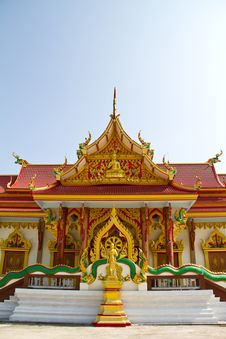Free Thai Temple Stock Images - 25608354