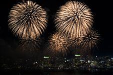 Free Fireworks Stock Photos - 25609123