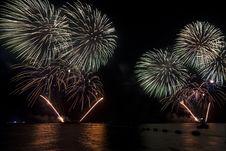 Free Fireworks Royalty Free Stock Photos - 25609158