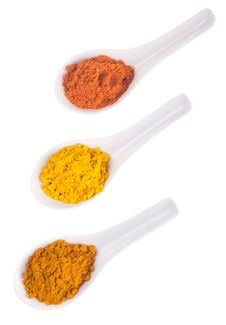 Free Spices Royalty Free Stock Images - 25610469