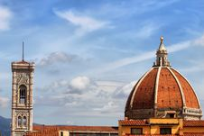 Free Belfry Of Santa Maria Del Fiore Stock Photos - 25612553