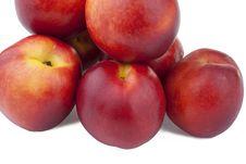 Free Nectarines Royalty Free Stock Photos - 25613098