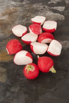 Free Radish Royalty Free Stock Photography - 25615847