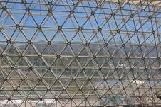 Greenhouse Architecture Royalty Free Stock Photos