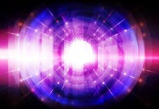 Free Abstract Colorful Light Beam Stock Images - 25616974