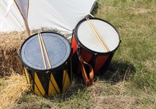 Free Drums Stock Photos - 25620413