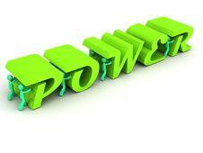 Free Push Power Stock Photos - 25624083