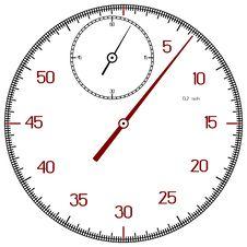Free Stop-watch Stock Photos - 25627883