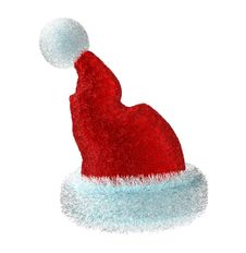 Santa S Red Hat Royalty Free Stock Photo