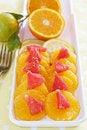 Free Citrus Breakfast Royalty Free Stock Photo - 25640755