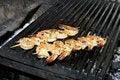 Free Grilled Shrimp Stock Photo - 25645730