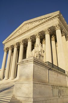 Free Supreme Court Royalty Free Stock Images - 25640269