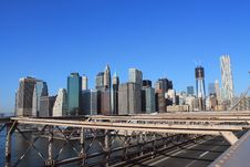 Free Manhattan Stock Image - 25640831