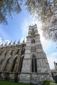 Free Westminster Abbey Stock Photography - 25643002