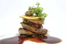 Free Roast Goose Liver Stock Images - 25645834
