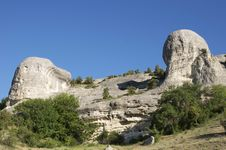 Free Mountain Crimea In Ukraine Stock Image - 25645971
