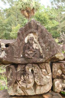 Free Khmer Art Stock Photo - 25646990