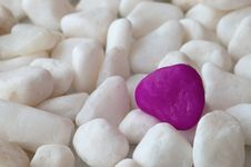 Free Colored Stones Royalty Free Stock Photo - 25647425