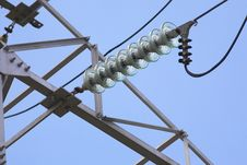 Free Power Line Stock Photography - 25650692