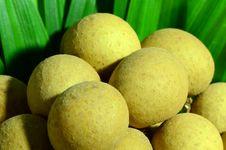 Free Longan Fruit. Stock Photo - 25653530