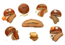Free Bread Royalty Free Stock Images - 25658779