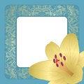 Free Vector Greeting Card. Royalty Free Stock Image - 25668666
