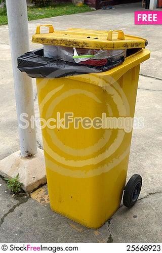 Free Full Trash Stock Photos - 25668923
