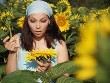 Free Farm Woman Stock Photography - 25662082