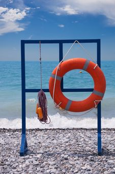 Free Lifebuoy Stock Photo - 25663500