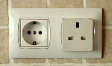 Free Plug Socket Stock Photography - 25664172
