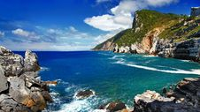 Free Bella Italia - Ligurian Coast Royalty Free Stock Image - 25664806