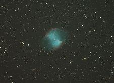 Free Dumbbell Nebula Stock Photo - 25668660
