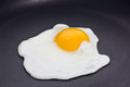 Free Fried Egg, Sunny Side Up Royalty Free Stock Images - 25678489